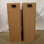FOSTEX FE103-Sol + back-loaded enclosures (pair)