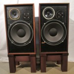 Wharfdale DOVEDALE3 3way speaker systems (pair)
