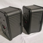 TANNOY CPA-5 2way coaxial speaker systems (pair)