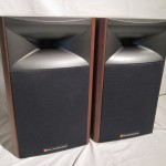 JBL 4306 2way speaker systems (pair)