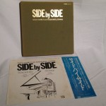 [SIDE by SIDE (ALT-10)] 2-track / 38cm speed music tape