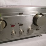 Luxman L-530 integrated stereo amplifier