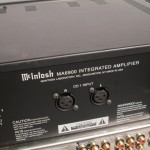 McIntosh MA6900 integrated stereo amplifier