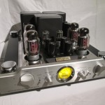 Audio Space Reference 3.1 tube stereo integrated amplifier
