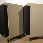 JBL 4320 type enclosures (pair)