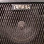 YAMAHA SR215B 15inch×2 LF speaker