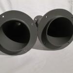 JBL 2312 exponential horns (pair)