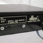 dbx model224 type2 DBX noise reduction encoder/decoder
