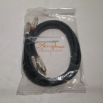 Accuphase L-10G(NOS) RCA line cable 1.0m pair