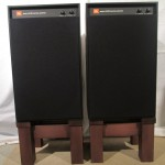 JBL 4312E 3way speaker systems (pair)