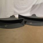 JBL 2350 + 2328 radial horns (pair)