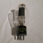 Western Electric 300B triode power tubes (pair)