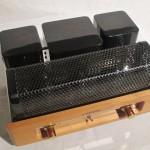 SPARK model884A tube stereo power amplifier