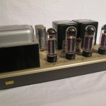 LUXKIT A3700Ⅱ + TCRA7Ⅱ tube stereo power amplifier