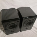 NHT SB3 2way speaker systems (pair)