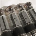 Matsushita 6CA7/EL34 pentode power tubes (4pcs)