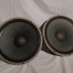 JBL 130A LF transducers (pair)