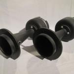 JBL LE85 + H91 HF transducers + horns (pair)