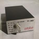 ortofon T-30 MC transformer