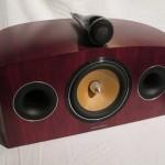 B&W HTM4 Diamond (RN) center speaker