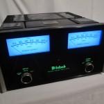 McIntosh MC302 stereo power amplifier