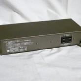 背面部です。AC出力は2系統、合計600W(6A)までです。