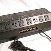1回路7出力、2回路最大14出力が確保できます。