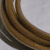 イソダ独自のスパイラル構造導体を採用。外観にも特徴があります。