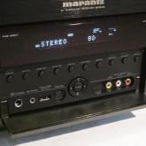 [set-up MIC] を接続して自動音場測定・自動補正を行います。