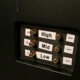 入力端子は 3way 分個々に用意されています。