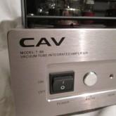 CAV はhi-CP 製品を多数発売するメーカーです。