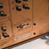 同社製プリメインアンプでは珍しくセパレート化が可能です。