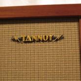 [ライトニングボルト] Tannoy ロゴも健在です。