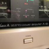 input 任意選択可能、XLR で 2ch、RCA で AV などの切り替えも可能です。