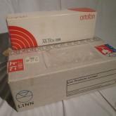 LINN LINGO と ortofon AS-212i は元箱も付属しています。