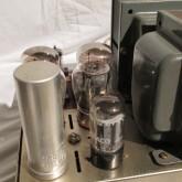 整流管 GZ34 は DYNACO プリントのUK製です。