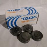 TAOC 鋳鉄製インシュれーター8個setです。