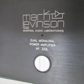 No.333L は最大 300W+300W を出力します。