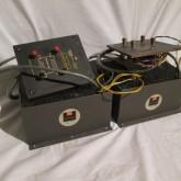 JBL モニタースピーカー 4333 純正ネットワークです。