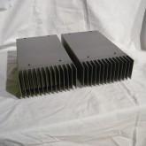 Goldmund の姉妹ブランドJOB のモノラルパワーアンプです。非常にコンパクトな筐体ですが安定感のある音色を有しています。