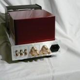 inputs は RCA 3系統です。phono EQ は内蔵しておりません。