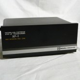 フィディリティリサーチのMCトランスです。ハイ・インピータンス用で19~40ΩのMCカートリッジに対応します