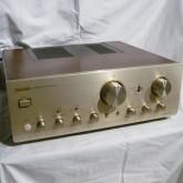 オンキョーのお手ごろ価格のプリメインアンプです。初めて単品オーディオを手にされる方などに最適です。
