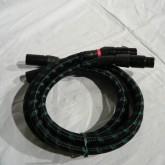 純度の違う4種の銅線材(4N.5N.6N.7N)を採用したオルトフォンのライン(バランス)ケーブルです。