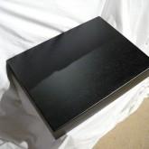 イルンゴオーディオ製オーディオボードです。特注サイズ (W600×H105×D450) で、ペアでの販売となります。