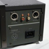 analog outputs はRCA / XLR です。XLR は 3-hot です。