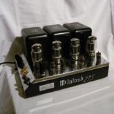マッキントッシュの名作 MC275 。この製品は 1995レプリカモデル です。