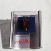 オルトフォン MC カートリッジの現行モデル MC-10W 店頭展示・未使用品です。商品入れ替えのため特価処分します。