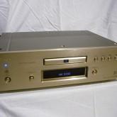 DENON の SACD プレーヤーです。2009年11月、pick-up は新品に交換しました。