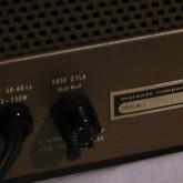 この製品はキットモデルです。100Vで動作します。
